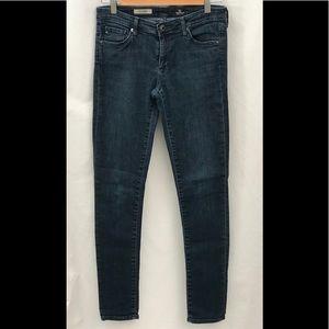 AG The Legging Super Skinny Jeans Size 28 Womens